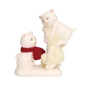Dept 56 Snowbabies The Trouble With Cats 6000842