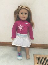 Mia 2008 American Girl Doll Meet Outfit Accessories Music Player Armband ONLY