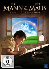 DVD Ein Mann und seine Maus - Die Walt Disney Story (2015)