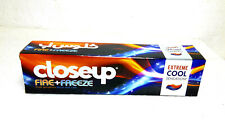 4 Pack Close Up Fire Freeze Toothpaste 100ml