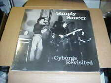 LP:  SIMPLY SAUCER - Cyborgs Revisited  NEW SEALED 2xLP Expanded Version