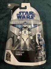 Hasbro Star Wars Black Series Clone Wars Clone Pilot HAWK 6? TARGET EXCLUSIVE