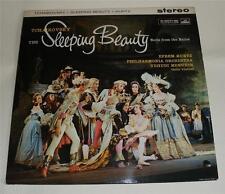 ASD 371 Tchaikovsky The Sleeping Beauty White/ Gold Efrem Kurtz.
