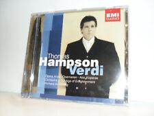 Verdi - Opernarien -Thomas Hampson / Armstrong