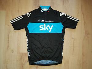 Team SKY Adidas Cycling Jersey UCI World Tour Men Size XL