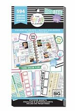The Happy Planner Colorful Boxes Value Pack Stickers Sticker Book