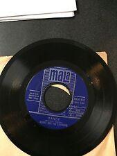ROCK 45 RPM RECORD - RONNY AND THE DAYTONAS - MALA 513