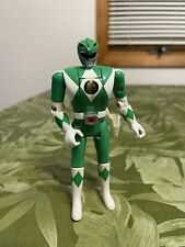 Vintage 1993 Bandai Mighty Morphin Power Rangers Tommy Flip Head Green Ranger
