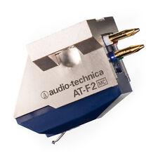 Audio-Technica AT-F2 Moving Coil (MC) Tonabnehmer Cartridge HIGH END! NEU+OVP!
