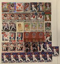 Anthony Rendon Huge 43 Card Lot Nationals, Angels