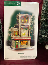 Dept 56 Christmas in the City Woolworth's 56.59249. New In Box.