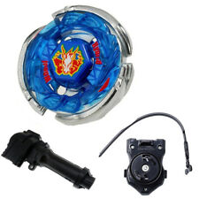 Storm Pegasus BB28 Fight Metal Masters 4D Beyblade With Power Launcher + Handle