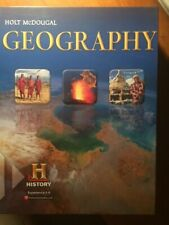 GEOGRAPHY: STUDENT EDITION 2012 By Holt Mcdougal - Hardcove