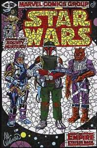 STAR WARS: WAR OF THE BOUNTY HUNTERS #1 Shattered Variants