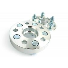 4 Pcs Wheel Spacers 5X115 To 5X115 | 70.3 CB | 12X1.5 Studs | 25MM 1 Inch Thick