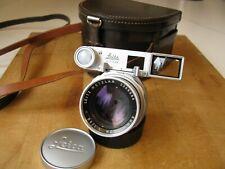 Leica 50mm Summicron Dual Range Leica 50mm DR Summicron DR Lens **CLA'D** EXC+++