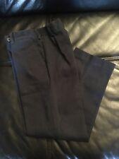 Boys Cotton Navy blue Pants Size 6