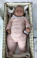 Ashton Drake Galleries Welcome Home Baby Emily Linda Webb Retired w/COA Complete