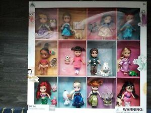 Disney Animators Collection Prinzessin Puppen Set OVP neu