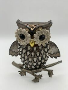 Bath & Body Works Wallflowers Plug In Diffuser Glitter Owl Nightlight