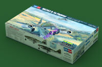 Hobbyboss 81805 1/18 scale ME262 A-1A FIGHTER PLANE 2020 NEW
