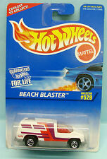 1976 HOT WHEELS / CARTE US / COLLECTOR 528 1996 / BEACH BLASTER 1/64