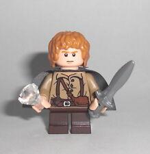 LEGO Herr der Ringe - Samwise Gamgee - Figur Minifig Sam Frodo Merry Hobbit 9470