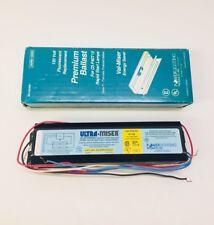 NEW IN BOX POWER LIGHTING PRODUCTS 120V 60HZ BALLAST 8G1024W Ultra-Miser