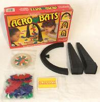 Acrobats Board Game 1987 Waddingtons Complete Contents Vintage
