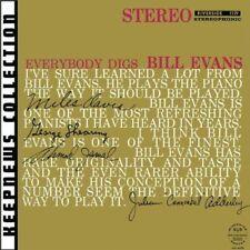 CDs de música disco jazz Bill Evans