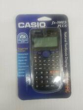 Casio FX-300ES PLUS Scientific Calculator Blue Factory Sealed