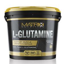 PURE L-GLUTAMINE POWDER - AMINO ACIDS - MUSCLE RECOVERY - MATRIX NUTRITION  1kg
