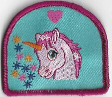 Girl Scout Fun Patch Unicorn (Boy Scouts) My Daughters Brownie Troop Fund Raiser