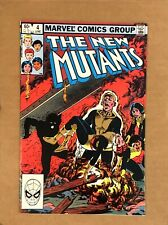 New Mutants #4 Bronze Age Marvel! I combine Shipping!