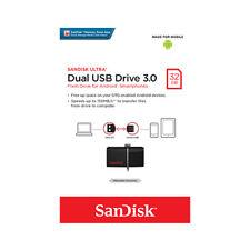 SanDisk 32GB Ultra Micro USB 3.0 OTG Flash Dual Drive