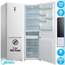 Kühl Gefrierkombination Kühlschrank NoFrost Kombi 310 Liter weiß Display Midea