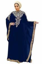 Heavy Dubai Abaya Kaftan Farasha Jalabiya maxi Dress party wear ethnic farasha's