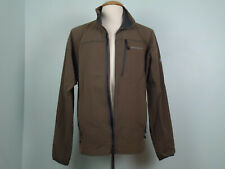 Eddie Bauer Men's Brown Jacket Full Zip Size L Large