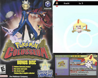 ✨SHINY JIRACHI ✨(WISHMKR Event Rare) w/ FREE Masterball Pokemon Sword/Shield