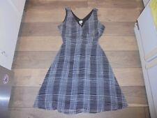 NWT A New Day black & white stylish sleeveless summer dress size M
