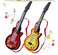 4 Strings Electric Music Guitar Kids Musical Instruments Educational Toys Gift