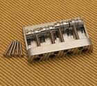 008-1460-000 Chrome Fender High Mass 4-String Jazz P/Precision Bass Bridge