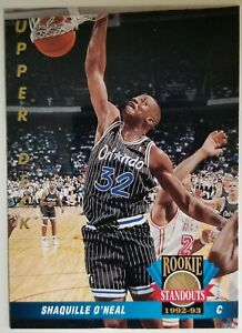 Shaquille O'NEAL 1992-93 UPPER DECK Rookie International French #69 /Mint+