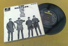 "BEATLES "" LONG TALL SALLY "" SUPER  RARE 72 UK NO POLO RINGED SPECIAL ORDER EP"