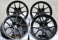 "18"" CRUIZE GTO GB ALLOY WHEELS FIT FORD MUSTANG PROBE HONDA ACCORD CIVIC"