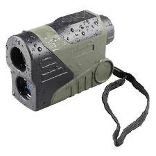 Fritzmann Laser-Entfernungsmesser 600m Wasserdicht Laser Messgerät Distanzmesser