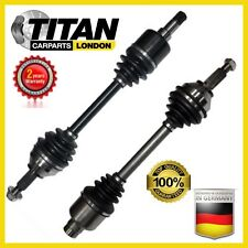 2x FORD MONDEO III 2.0 Di TDDi TDCi 2.5 V6 RIGHT AND LEFT DRIVE SHAFT & CV JOINT
