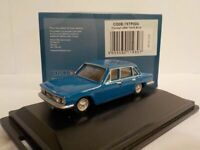Triumph 2500 - Blue, Oxford Diecast 1/76 New