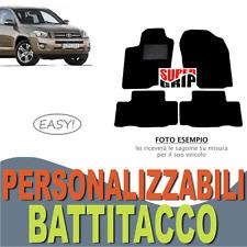 PER TOYOTA RAV4 (3) TAPPETINI AUTO SU MISURA IN MOQUETTE CON BATTITACCO | EASY