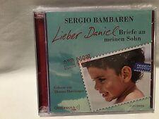 LIEBER DANIEL BRIEFE AN MEINEN SOHN - SERGIO BAMBAREN - 2 CD's - NEU & OVP